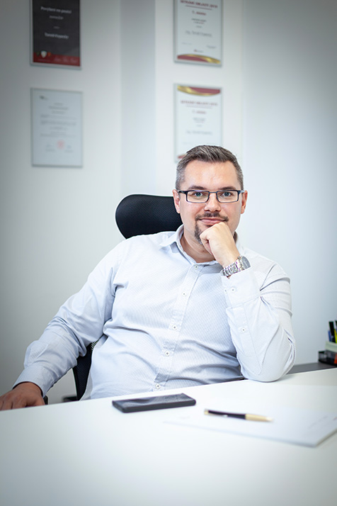 Ing. Tomáš Kopecký - finanční poradce Ostrava